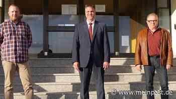 Heiko Menig ist weiterhin Vorsitzender des Schulverbands Helmstadt - Main-Post