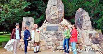 Der Schlossgarten repräsentiert Usingen - Usinger Anzeiger