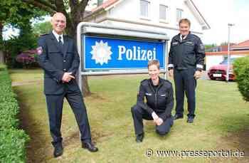 POL-WHV: Polizeistation Zetel - Axel Wolfteich und Malin Sarstedt ergänzen das Team der Zeteler... - Presseportal.de