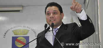 Vereador Luz cobra plano do governador para doentes crônicos durante epidemia - O Rio Branco