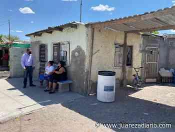 Reciben 5 mil familias de Delicias vales para la compra de gas - Juárez a Diario