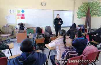 Imparten programa DARE de manera virtual en Delicias - Juárez a Diario