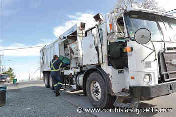 Change in service: Port Hardy is switching from bi-weekly garbage pick up to weekly schedule - North Island Gazette