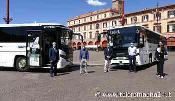 FORLI': Entrano in servizio sei nuovi mezzi a metano liquido di Start Romagna | VIDEO - Teleromagna24