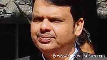 'I blame Congress, MVA for playing politics': Fadnavis - Hindustan Times