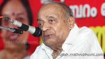 The socialist who acted as a guiding light in Kerala politics - Mathrubhumi English