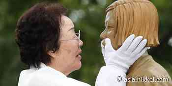 Comfort women scandal shakes South Korean politics and society - Nikkei Asian Review