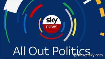 All Out Politics podcast: Advisers advise but do they decide? - Sky News