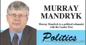 Politics - Things may not be as bad as they seem - Yorkton This Week