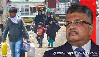 SG Tushar Mehta strikes down migrant politics, slams 'prophets of doom' over negativity - Republic World - Republic World
