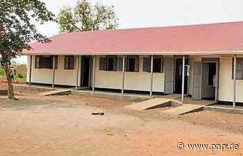 Landkreis sammelte Spenden: Schule in Uganda gebaut - Passauer Neue Presse