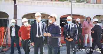 Tolentino, post-sisma: consegnati i lavori per la realizzazione di 18 alloggi in piazzale della Battaglia (FOTO) - Picchio News