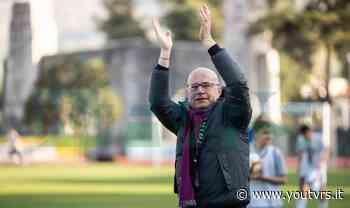 """Tolentino, Romagnoli guarda avanti: """"Sfidiamo l'incerto futuro con il solito entusiasmo"""" - Youtvrs"""