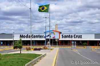 Moda Center anuncia planejamento para reabertura, em Santa Cruz do Capibaribe - G1