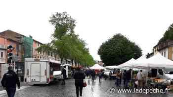Lavelanet. Le marché hebdomadaire se refait une place - LaDepeche.fr