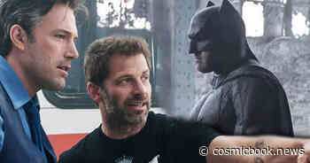 Ben Affleck Back As Batman On HBO Max (Rumor) - Cosmic Book News