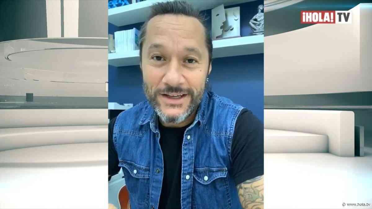 """Diego Torres presenta su nueva versión de """"Color Esperanza 2020"""" - ¡HOLA! TV"""