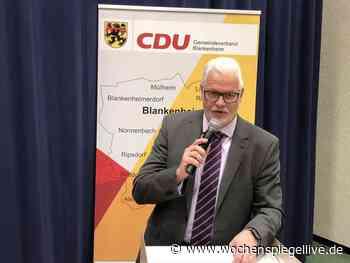 Klaus Peter Hohn tritt nun doch an - WochenSpiegel
