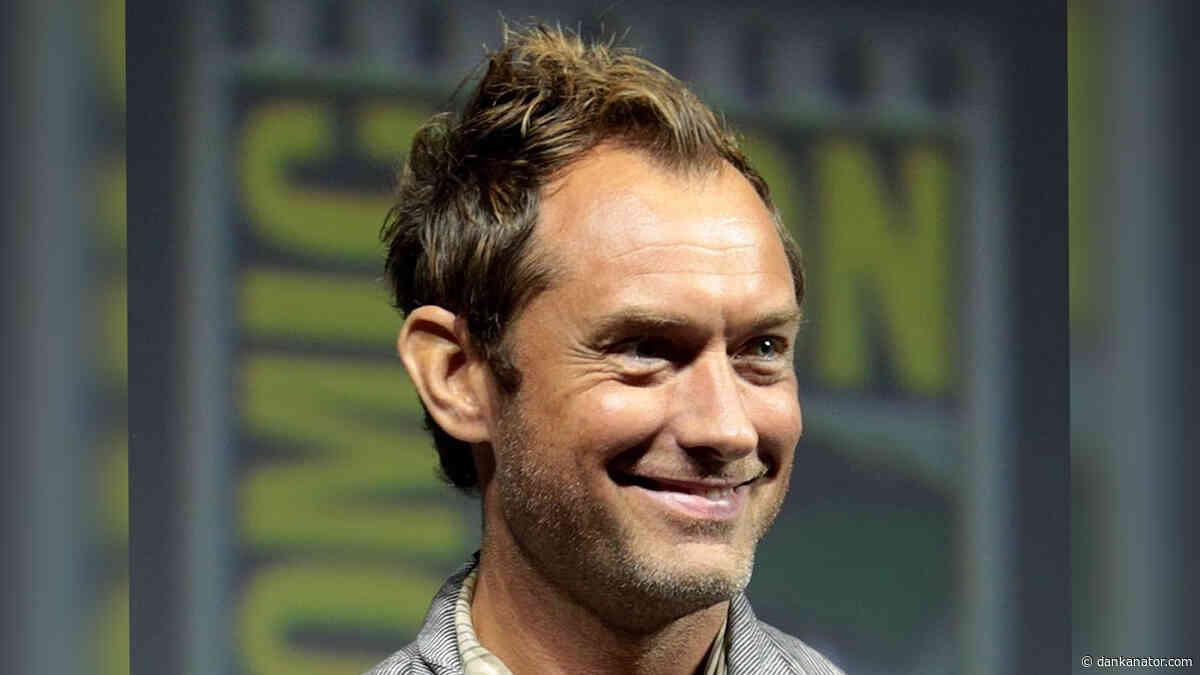 Jude Law Expecting A Baby With Wife Phillipa Coan - Dankanator