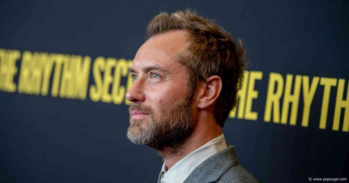 Jude Law Is Expecting Baby Number 6! Get to Know His Other 5 Kids - POPSUGAR