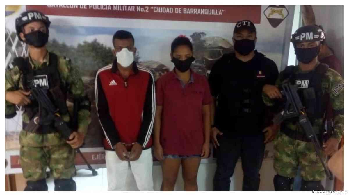 Cayó 'Yeisito', uno de los más buscados en Soledad - El Heraldo (Colombia)