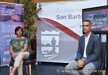"""San Bartolomé lucha contra """"La Soledad no deseada"""" - Lancelot Digital"""