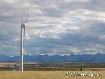 Two new Pincher Creek wind farms come online - Calgary Herald