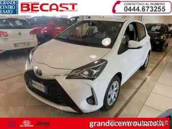 Vendo Toyota Yaris 1.5 Hybrid 5 porte Business usata a Brendola, Vicenza (codice 7562721) - Automoto.it