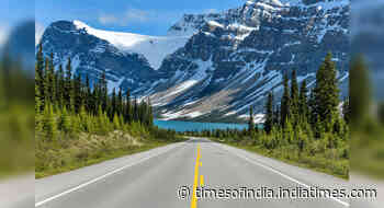 Banff slowly opens up for visitors; Canada to reopen 29 national parks on June 1 - Times of India