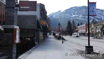Banff ready to welcome visitors once again, some streets closed to vehicle access - CTV News