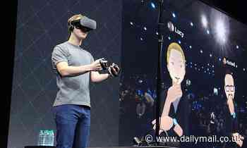 Homebody billionaire Mark Zuckerberg says he has no interest in going to space - Daily Mail