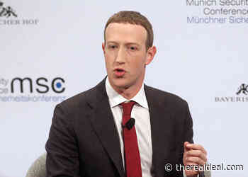 """""""Large pools of talent"""": Mark Zuckerberg touts remote-work plan - The Real Deal"""