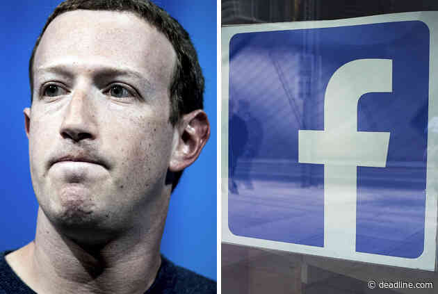 "Facebook's Mark Zuckerberg Says Platform Policing Should Be Limited To Avoiding ""Imminent Harm"" - Deadline"
