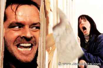 Watch Jack Nicholson prepare for The Shining's axe scene in this video - Dazed