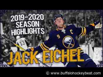 Sabres captain Jack Eichel frustrated by losing: 'I'm fed up'