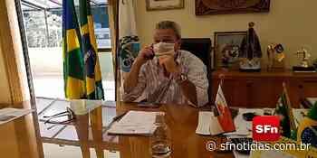 Prefeito de Cantagalo anuncia barreiras e multa para quem descumprir medidas de prevenção - SF Notícias