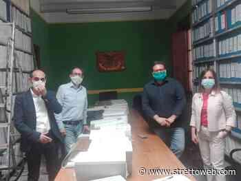 Messina, riqualificazione foresta di Camaro: il progetto da 1 milione di euro - Stretto web
