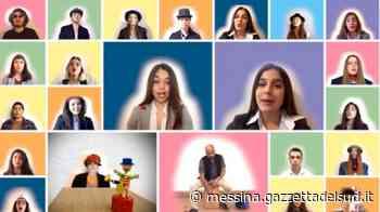 Messina, il coro del liceo Maurolico canta con i compagni del resto d'Italia: il video - Gazzetta del Sud
