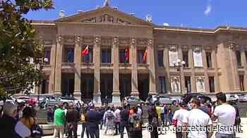 Fase 2 a Messina, locali all'aperto: protesta dei ristoratori davanti al Comune - Gazzetta del Sud