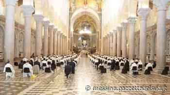 Messina, celebrata in Cattedrale la messa crismale con la benedizione degli oli - Foto - Gazzetta del Sud