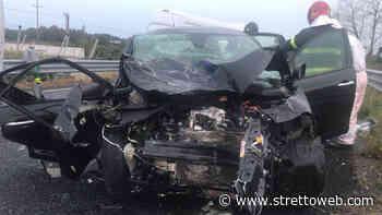 Messina: aumentato del 94% il tasso di mortalità per incidenti stradali - Stretto web