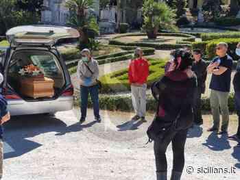 Messina, al Cimitero Monumentale l'ultimo saluto a Lucio D'Antonio - Sicilians