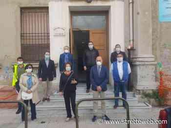 Messina: consegnati oggi i lavori per la messa in sicurezza dell'Istituto Mazzini Gallo [FOTO] - Stretto web