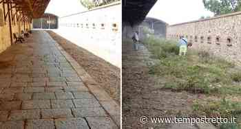 """Messina, pulizie a Forte Ogliastri. Caruso: """"Era stato abbandonato"""". FOTO - Tempo Stretto"""
