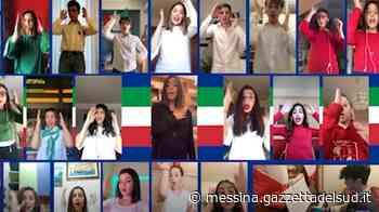 Messina, il coro del liceo Maurolico rende omaggio alla Repubblica: il video dell'inno d'Italia - Gazzetta del Sud
