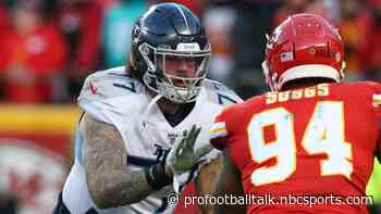 Taylor Lewan: I owe it to Titans to be a better leader