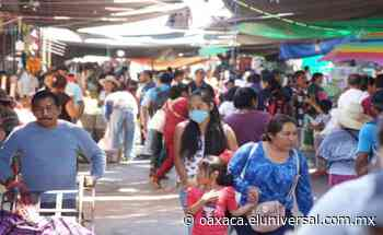 Agencia Guadalupe Victoria pide aislarse a ciudadanos que acudan a la Central de Abasto - El Universal