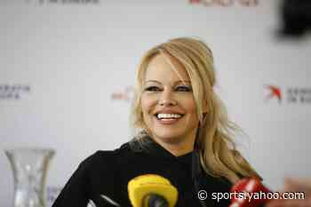 Pamela Anderson could see herself getting married again - Yahoo Sports
