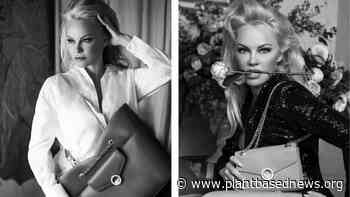 Pamela Anderson Partners French Fashion House To Launch Vegan Bag Collection - Plant Based News