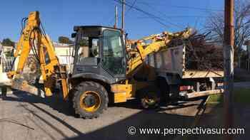 Quilmes: Trabajos de limpieza y mantenimiento integral de la ciudad - Perspectiva Sur